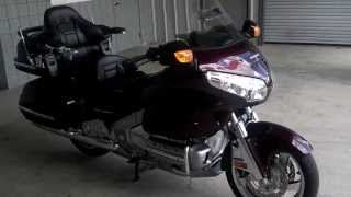 5. 2006 Honda Gold Wing For Sale / Honda of Chattanooga TN / LOW Miles - CB Radio + MORE!