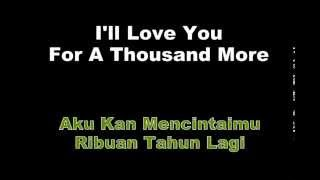 Video A Thousand Years - Christina Perri Lyrics | Terjemah MP3, 3GP, MP4, WEBM, AVI, FLV Maret 2019