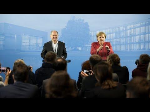 Brexit-Durchbruch: Deutsche Regierung erleichtert übe ...