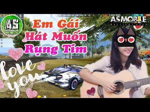 [Free Fire我要活下去]越南服 娃娃音女孩唱歌| AS Mobile