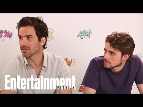 Salvation Stars Just Read The Finale Script And Share A Teaser | SDCC 2017 | Entertainment Weekly