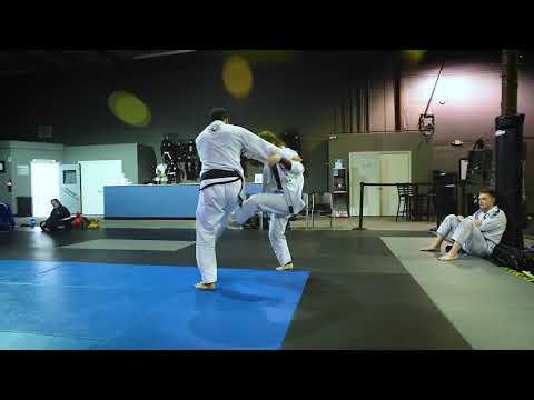 Jiu Jitsu Open Mat Fun at Ronin Training Center