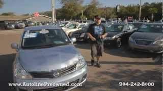 Autoline's 2011 Nissan Versa 1.8 S Walk Around Review Test Drive