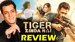 Tiger Zinda Hai FIRST REVIEW By Salman Khan | Blockbuster Movie