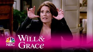 Will & Grace - Karen Says No to Pills... Really (Highlight)