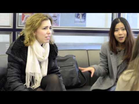 Образование в Швеции глазами студентки Jonkoping University (видео)