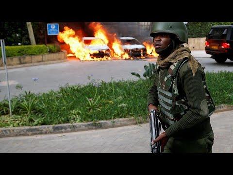Κένυα: Τουλάχιστον 15 νεκροί στην πολύωρη επίθεση της Σεμπάμπ …