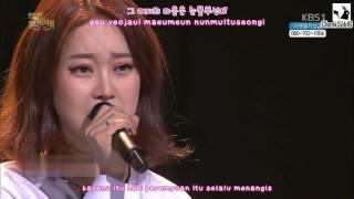 Download Video [SECRET GARDEN OST] Baek Ji Young - That woman IndoSub (ChonkSub16) MP3 3GP MP4