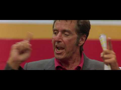 inch - Tony D'Amato (Al Pacino) delivers his inspirational