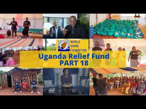 Bamboo Presents Erica Mukisa's Testimony of Witchcraft & Deliverance Uganda relief fund 18