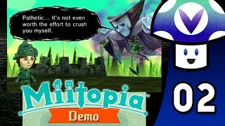 Vinny streams Miitopia: Demo for 3DS live on Vinesauce! Subscribe for more Full Sauce Streams ▻ http://bit.ly/fullsauce YouTube Gaming and Twitch ...