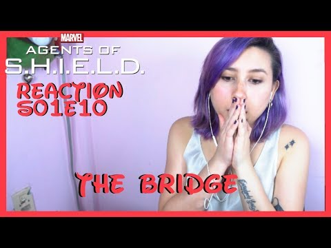 Agents Of Shield Reaction S01E10 The Bridge | Sora Miyano
