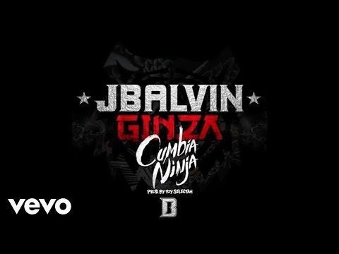 Ginza Cumbia (Audio) - J Balvin  (Video)