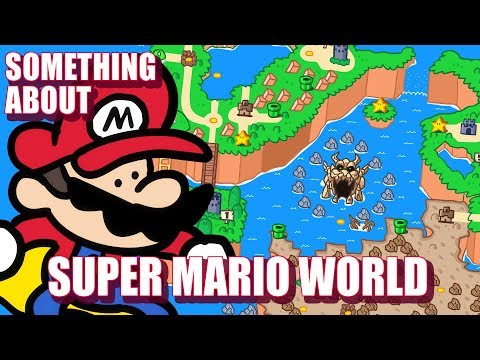 Something About Super Mario World ANIMATED (Loud Sound Warning)