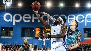 Match review VTB United league: «Enisey» — «Astana»