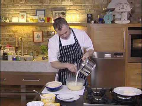 Warming winter food with Gary Rhodes – Bread and Buttery Pudding