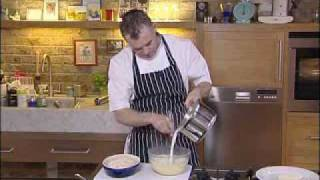 Warming Winter Food With Gary Rhodes - Bread And Buttery Pudding