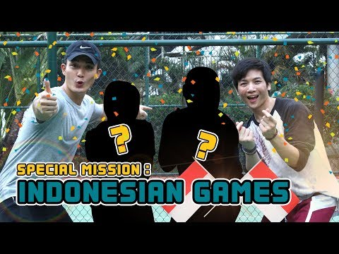 Special Mission : INDONESIAN CHALLENGE
