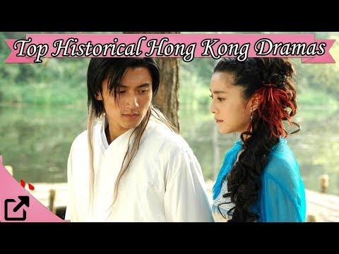 Top 20 Historical Hong Kong Dramas (All The Time)