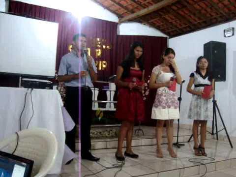 Noite de louvor - IASD Nazaré do Piauí - Nilmar, Laíse, Brunna e Cleria