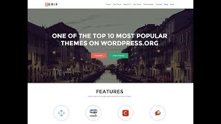 How To Make Portfolio Website In WordPress [Step By Step Zerif Lite WordPress Theme Customization Tutorial]Theme Download Link: https://wordpress.org/themes/zerif-lite/Facebook:https://www.facebook.com/zindexbdTwitter:https://twitter.com/muhib_kWeb Development Tutorials:http://www.zindexbd.com/Email: riyadabc@gmail.comThanks for Watching: https://youtu.be/_bH-62X4rY8If you are searching zerif lite tutorial online, this tutorial I created to teach you how to make portfolio website using zerif lite free wordpress theme. This step by step zerif lite customization tutorial will help you learning making portfolio website from scratch. If you are thinking to create your company portfolio or team portfolio, you must use zerif lite free wordpress theme.Zerif Lite is completely free theme, but this theme has pro version as well. Most of the people do not know how to make portfolio website. This tutorial will help them creating your company portfolio website easily and effectively. You must follow this step by step zerif theme customization tutorial. If you follow this tutorial, you just have replace your contents with your real content. Zerif theme has visual editor that helps you editing your website more effectively.This is complete step by step tutorial of zerif lite. So you should watch the tutorial from start to end. This will help you knowing how to make company portfolio easily, without any coding knowledge. You can download zerif theme from wordpress directory for free.You May Also Watch Some of Our Popular Video: How To Make A WordPress Website 2017 [Step by Step WordPress Tutorial] https://www.youtube.com/watch?v=XifnuifxJvMHow To Create eCommerce Website Using Free WordPress Theme 2017 https://www.youtube.com/watch?v=1gltZmCNYrQClean Commerce Free Online Shop WordPress Theme Customization https://www.youtube.com/watch?v=t39jVIZKYdIPlease Subscribe My Channel:https://www.youtube.com/channel/UCRw-2FWt0vZh59TTPoVytSQSome Related Video:How to Make a Portfolio Website 
