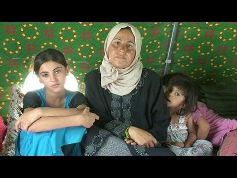 Φαλούτζα: «Μαύρο» Εΐντ αλ-φιτρ για τους εσωτερικά εκτοπισμένους