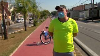 Sorocaba: bike elétrica para evitar ônibus