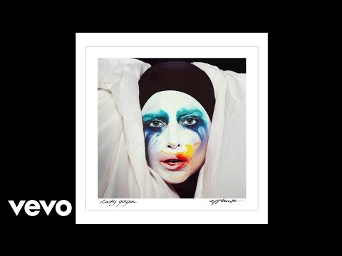 Lady Gaga – Applause (Official Audio)