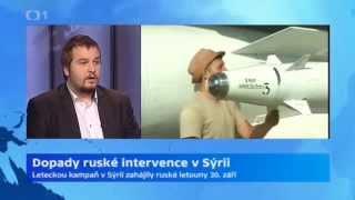 Dopady ruské intervence v Sýrii