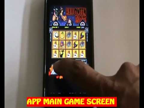 Video of Halloween Slot Machine HD