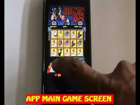 Video of Halloween Slot Machine HD