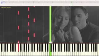 Сберегу - ALEKSEEV (Ноты и Видеоурок для фортепиано) (piano cover)