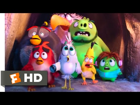 The Angry Birds Movie 2 (2019) - Ice Ball Attack Scene (3/10) | Movieclips