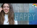 Video HOW TO BE HAPPY | 5 Secrets Every Teenager Should Know