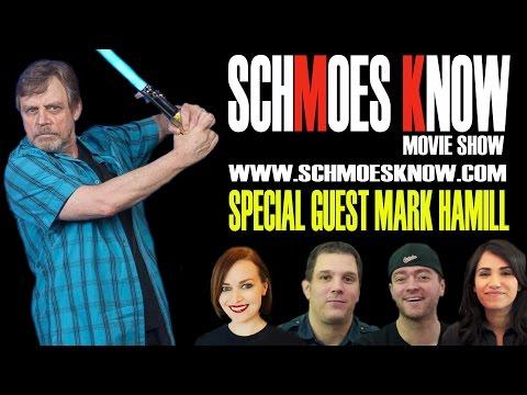 SK MOVIES SHOW # 182: MARK HAMILL IN SCHMOEVILLE!!