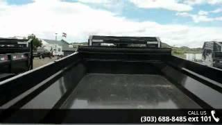 9. 2016 Load Trail  83x14 Gooseneck King Dump Trailer - Colo...