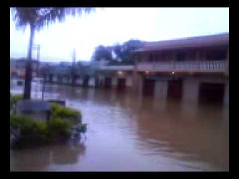 Enchente em Carvalhos