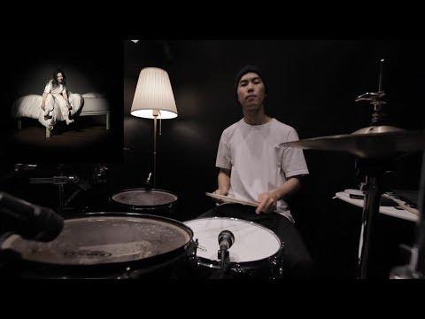 Billie Eilish - Bad Guy Drum cover   Han Seungchan
