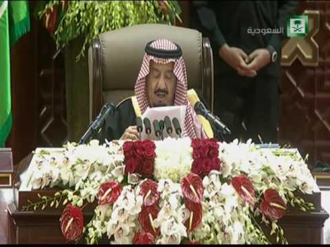 #فيديو :: #خادم_الحرمين_الشريفين أمن #اليمن الجار العزيز من أمن المملكة