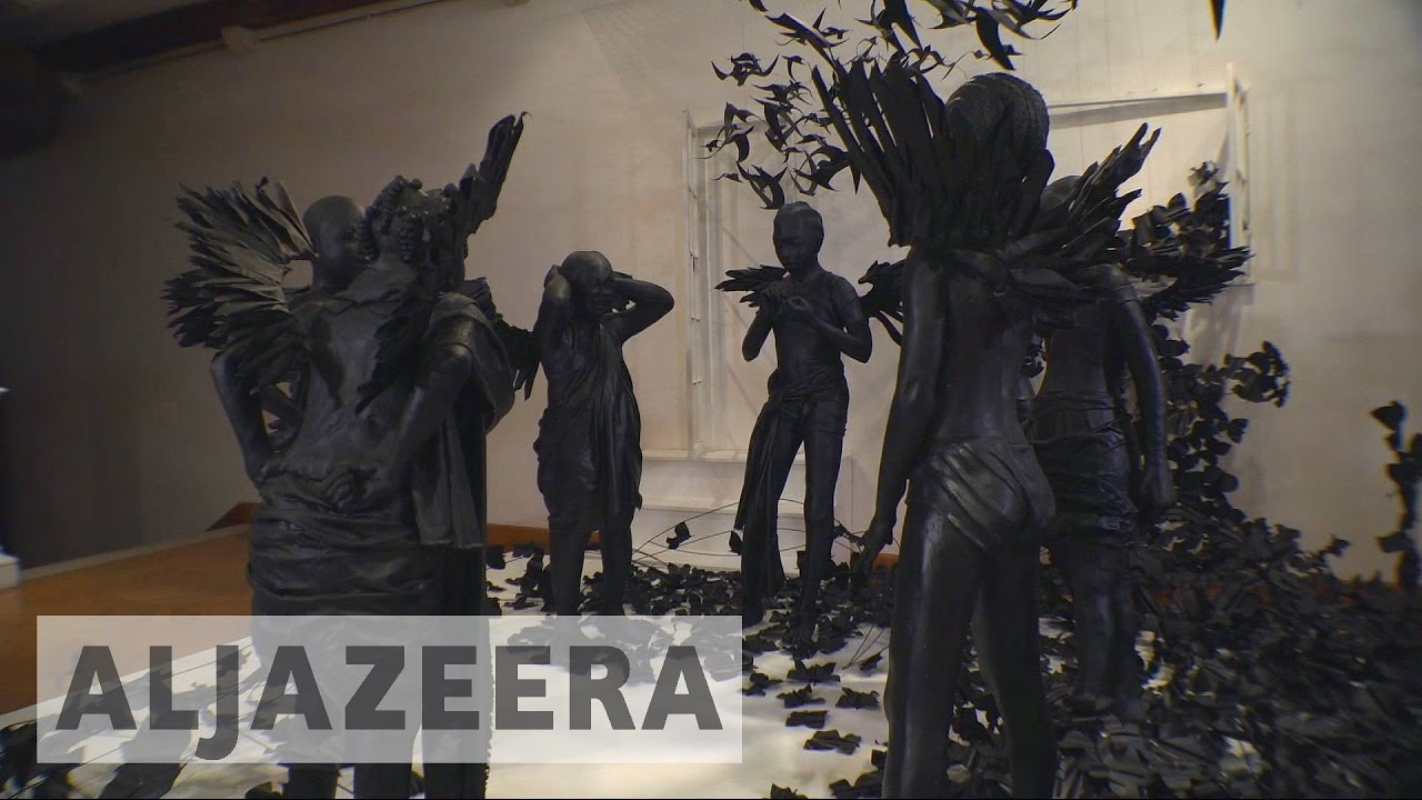 Venice Biennale: African artists missing in action