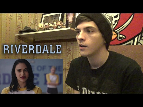 "Riverdale - Season 1 Episode 1 REACTION 1x01 ""The River's Edge"""