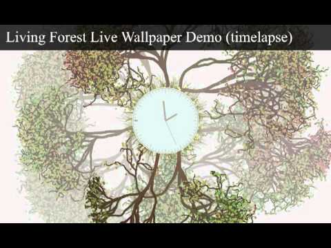 Video of Living Forest Live Wallpaper