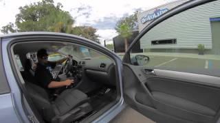 Autoline's 2011 Volkswagen Golf 2.5 Walk Around Review Test Drive