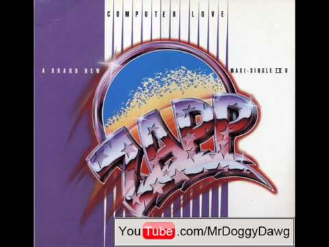 Zapp & Roger Computer Love (BEST QUALITY) + DL