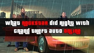 What Rockstar Did Right With Grand Theft Auto Online