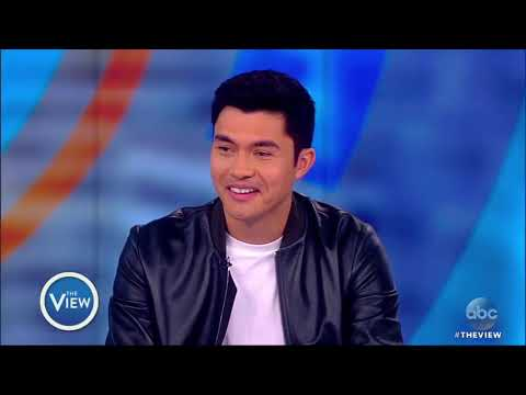 The view - Henry Golding Discusses 'Crazy Rich Asians' Casting Controversy | The View