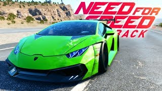 NEED FOR SPEED PAYBACK - A GRANDE FINAL com LAMBORGHINI NOVA!!! #34