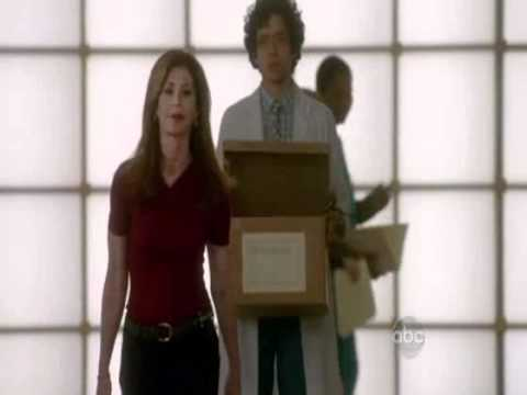 Loved the wink at Desperate Housewives from Body of Proof