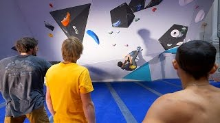 The Spirit Of Legends Only by Eric Karlsson Bouldering