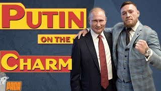 Video Why Did Putin Invite Conor McGregor to Russia? Highlights Khabib's Problems? MP3, 3GP, MP4, WEBM, AVI, FLV Oktober 2018